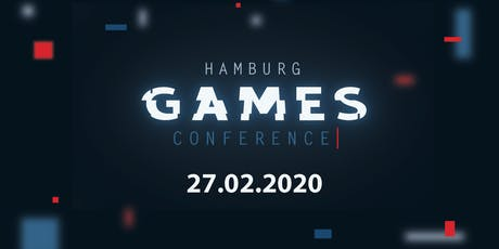 Hamburg Games Conference 2020 Tickets