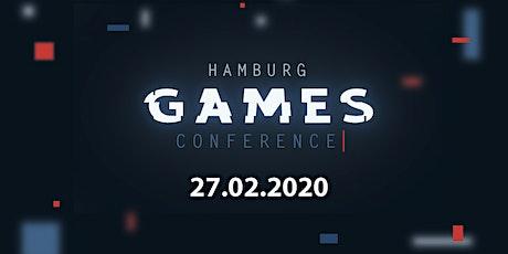 Hamburg Games Conference 2020 Tickets