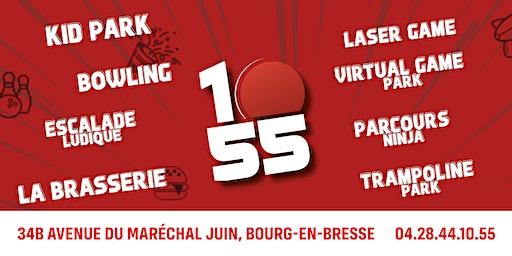 Inauguration 1055 de Bourg-en-Bresse