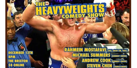 The HeavyWeights Comedy Show! tickets