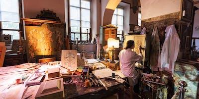 Workshop di Decorazione e Doratura a Foglia allo Studiolo di Ponziani