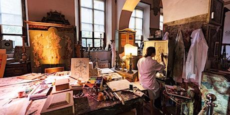 Workshop di Decorazione e Doratura a Foglia allo Studiolo di Ponziani biglietti