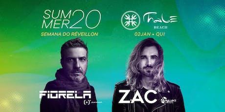 ZAC + FIORELA ingressos