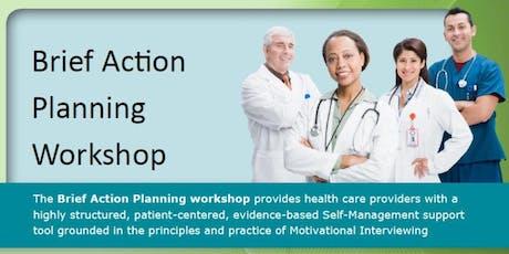 Brief Action Planning Workshop tickets