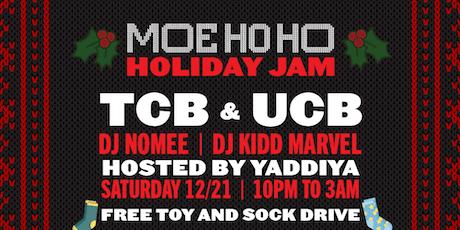 MoeHoHo Christmas Jam & Movie Screening tickets