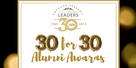 21st Century Leaders' 30 for 30 Alumni Awards tickets