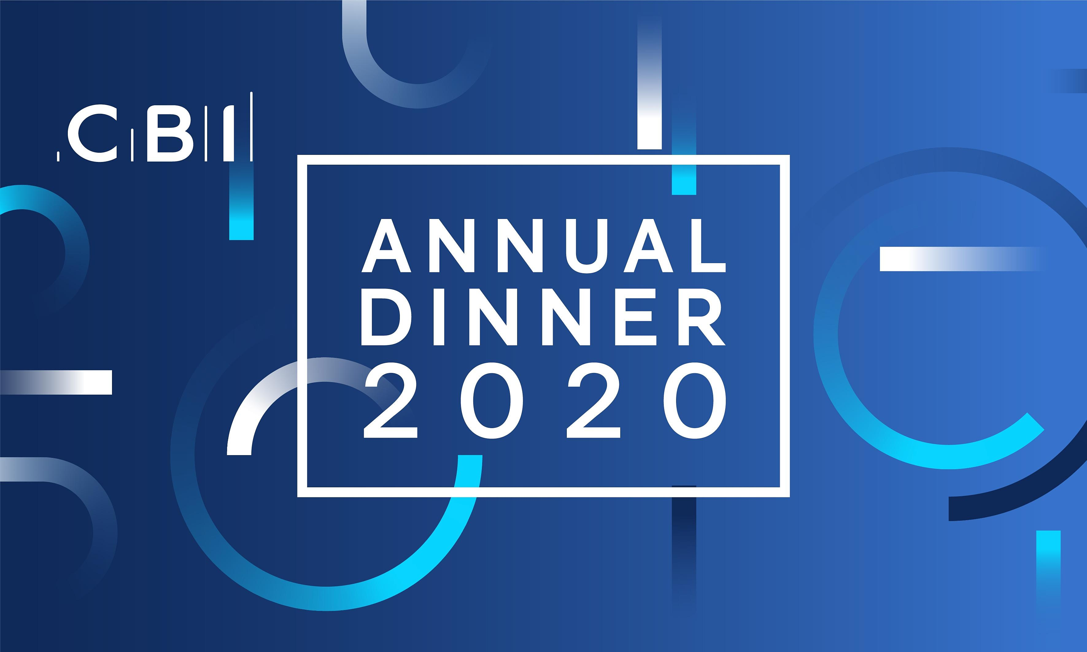 CBI Northern Ireland Annual Dinner 2020
