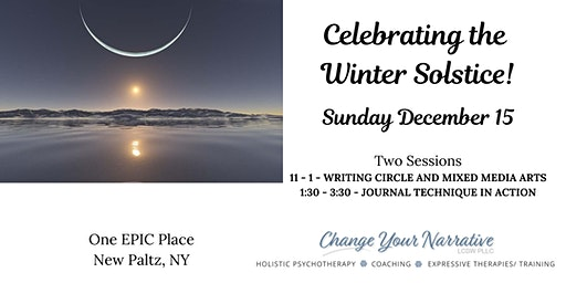 Lovers of Writing and Theater, Join Us! December Theme Celebration of the Winter Solstice