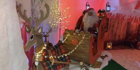 Father Christmas Grotto tickets