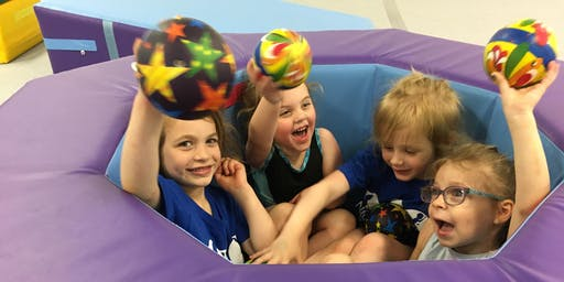 Preschool Free Trial Week!  Mon & Thur 3-5yrs, Tue-Wed 3 yrs, Sat 18-36mos.