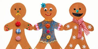Toddler Tales- The Gingerbread Boy