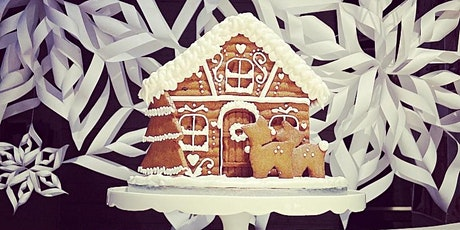 Gingerbread House Day Class tickets
