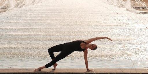 High Noon Yoga - Vinyasa All Levels - 9 Dec