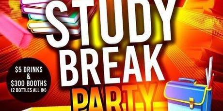 Study Break Party @ Fiction (18+) // Friday Dec 6 | Ladies FREE Before 11PM tickets