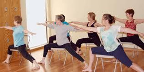 Chair Yoga Exercise Class tickets