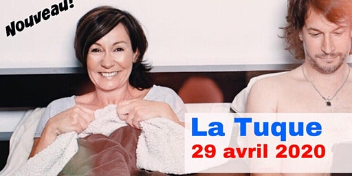 LA TUQUE 29 avril 2020 LE COUPLE