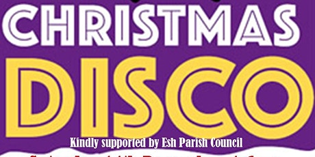 Family Christmas Disco tickets