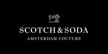 Scotch & Soda: Art Basel Miami Event, Custom Denim Painting tickets