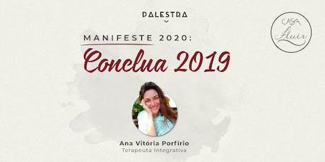 PALESTRA MANIFESTE 2020 ingressos
