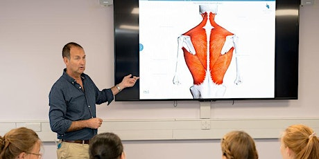 Phoenix to Tiger: Physiotherapy takes off at the University of Leicester tickets
