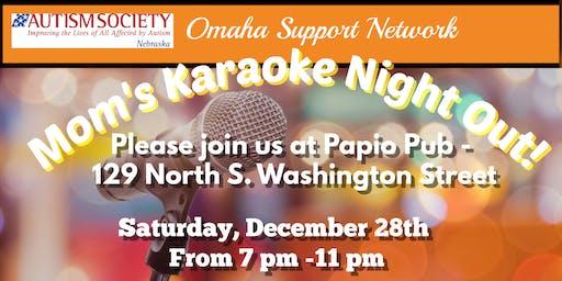 Mom's Karaoke Night Out!
