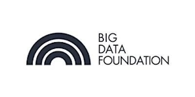 CCC-Big Data Foundation 2 Days Virtual Live Training in Helsinki