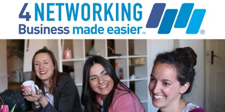Henley-on-Thames 4Networking Lunch 12 December  tickets
