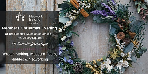 Network Ireland Limerick - Christmas Evening