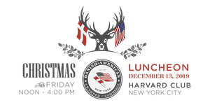 DACC Annual Christmas Luncheon 2019
