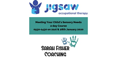 Meeting Your Child's Sensory Needs - 2 day course tickets