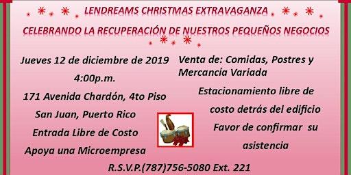 Lendreams Christmas Extravaganza