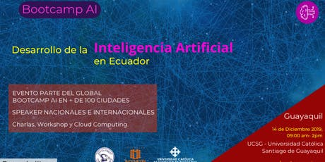 Desarrollo de la Inteligencia Artificial en Ecuador entradas
