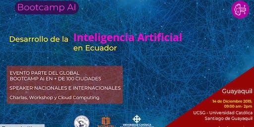 Desarrollo de la Inteligencia Artificial en Ecuador