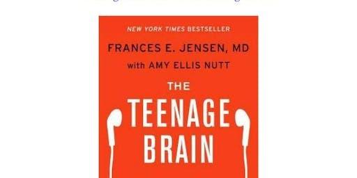 """February Book Club                                """"The Teenage Brain"""""""