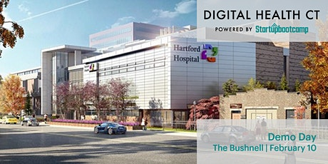 Digital Health CT Demo Day tickets
