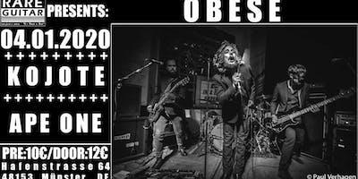 Obese / Kojote / Ape One