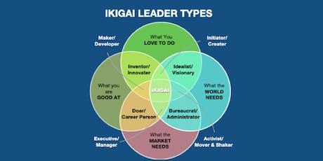 IKIGAI Leadership tickets