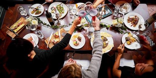 LTN Opening Dinner. Spring 2020