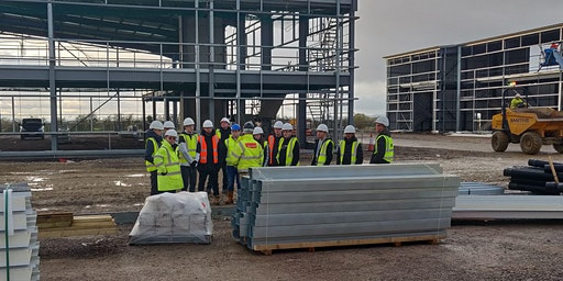Gloscol student visit to Barnwood at Bishops Cleeve Part 2 - Meet the Developer