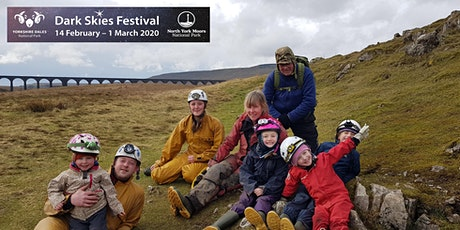 Wonders of the Dark: stargazing & caving at Ribblehead tickets