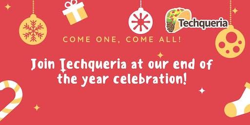 Techqueria Holiday Meet-Up!