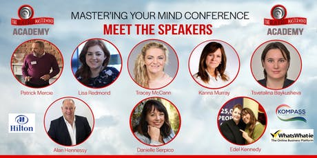 The MASTER'ing Your Mind Conference tickets