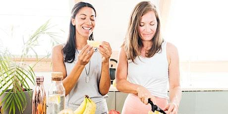 Yoga & Detox Cooking Retreat Tickets