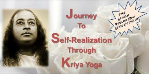 Journey to Self-Realization Through Kriya Yoga