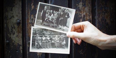 Turn Family History into Family Narrative tickets