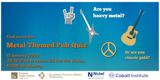 #metalswithambition Pub Quiz