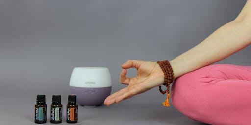 Aroma Yoga Workshop - Die Kraft ätherischer Öle im Yoga Spezial: Deep Blue