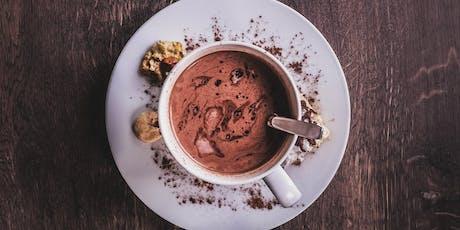 Taller de Chocolates Calientes Navideños entradas