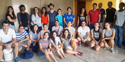 Language Exchange Party - מסיבת תרגול עברית עם עולים חדשים