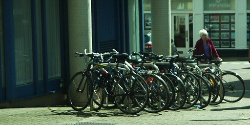 Free Talk: How To Get Bristol Walking and Cycling